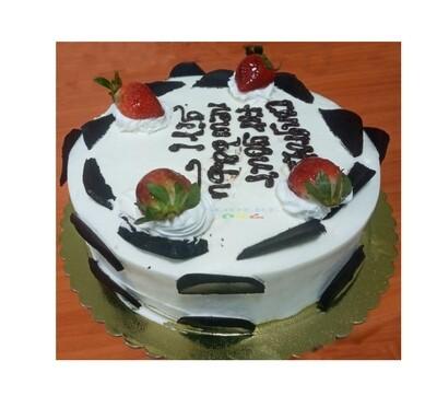 የጾም ኬክ Fasting Cake (Ethiopia Only)