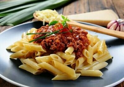 Macaroni Bolognaise Sauce