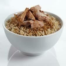 Rice Tuna Sauce