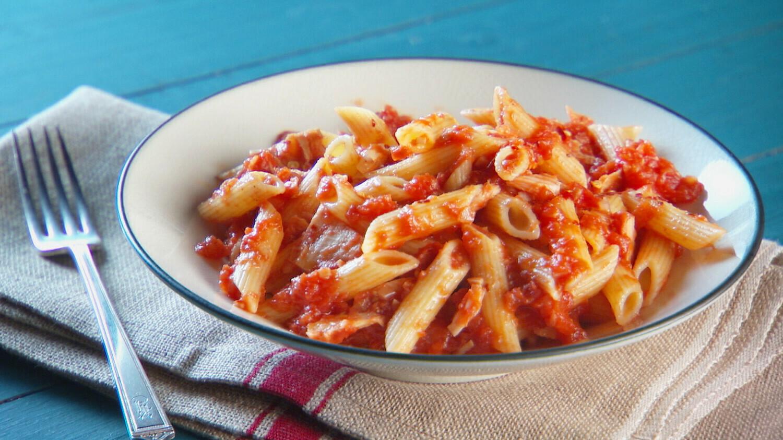 Macaroni Tuna Sauce