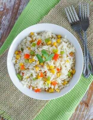 Rice Primavera Sauce