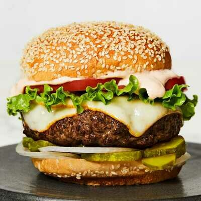 spacial  Burger