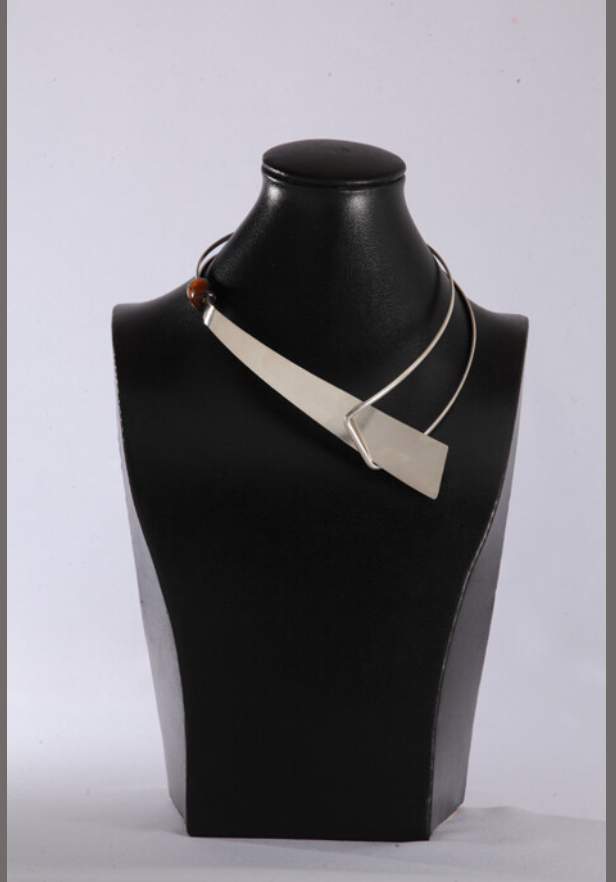 Magnificent Silver Necklace