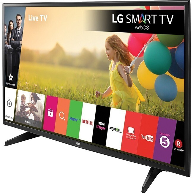 LG Smart Android TV (4K Resolution)(Ethiopia only)