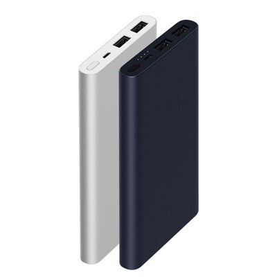 Power Bank 2 Dual USB 18W Quick Charge 3.0 Charger for Mobile Phone
