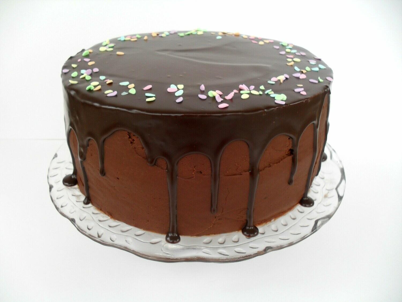 Chocolate cake (Hilton)