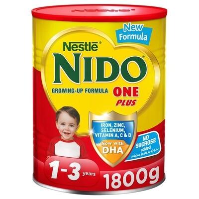 NIDO (ኒዶ) የዱቄት ወተት