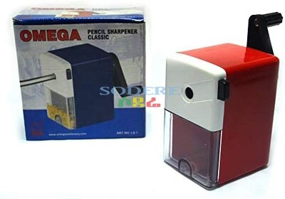 እርሳስ መቅረጫ Pencil Sharpener ( Ethiopia Only)