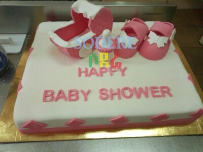 Bilos Baby Shower Cake (Ethiopia Only)