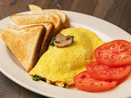 Special Omelet