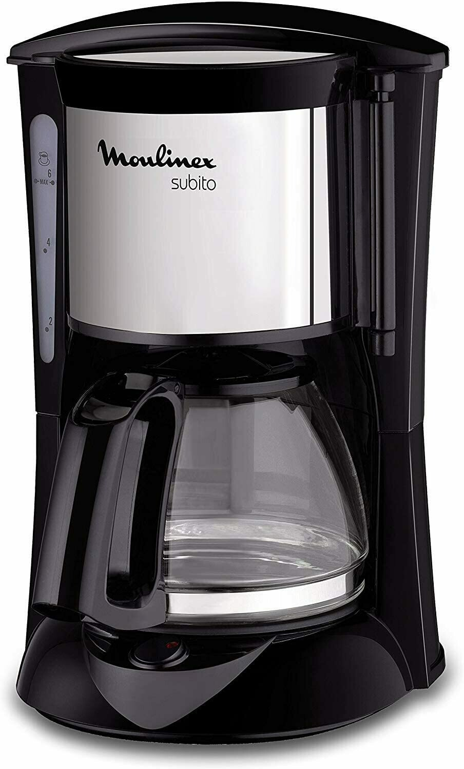 Moulinex Daily Collection Coffee Maker Black​​