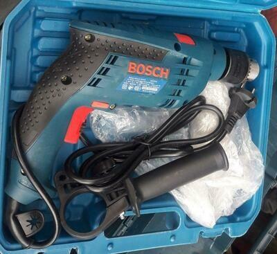 Bosch Drill ቦሽ ድሪል