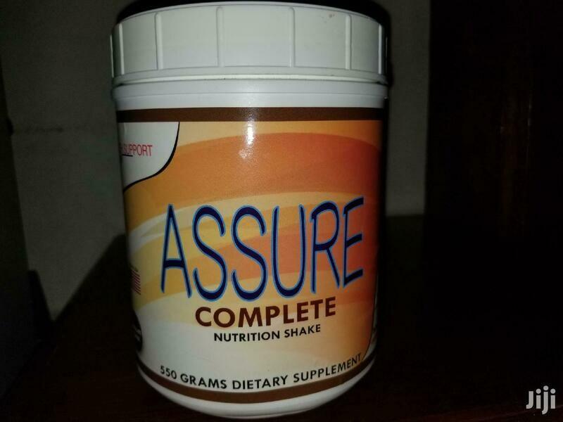 አሹር ሼክ Assure Complete Nutrition Shake