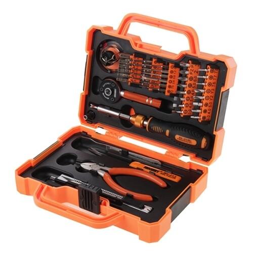 መፍቻ JAKEMY JM-8146 47 in 1 Multifunctional Household Maintenance Tools Kit