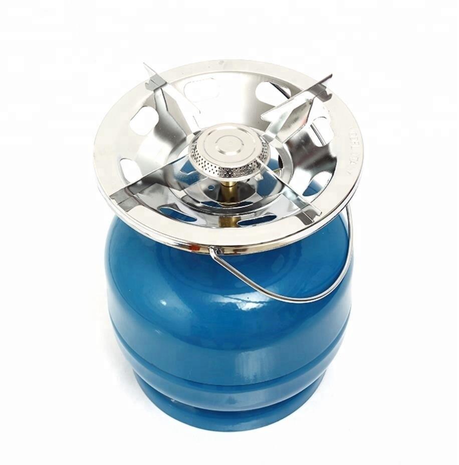 ሲሊንደር ከነ ጋዙ Gas Cylinder
