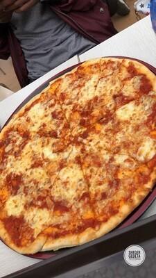 chicken hut(Margarita Pizza)