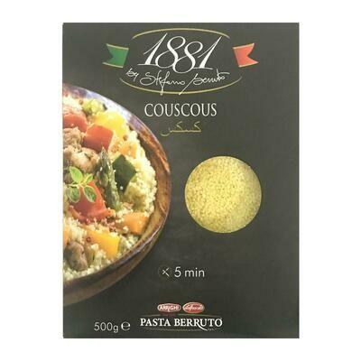 Couscous ኩስኩስ ፓስታ