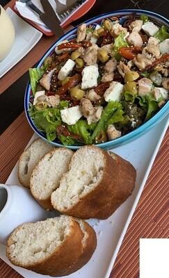 Mediterranean Salad (Phoenix Bar & Resturant )