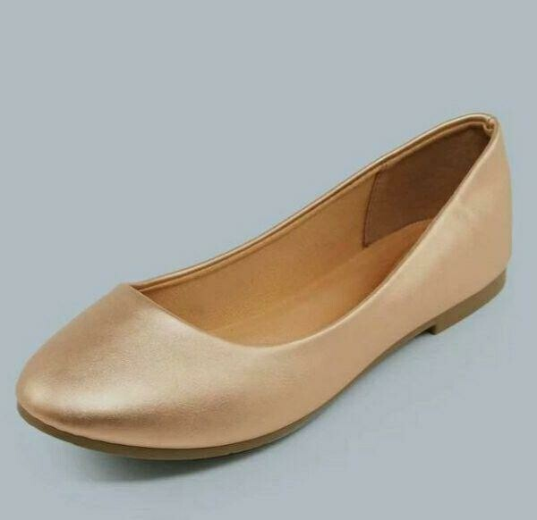 ፍላት የሴት ጫማ Flat woman shoes