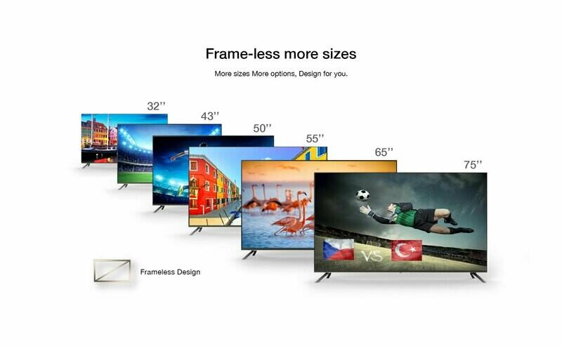 ሲኔክስ ቴሌቪዥን  Syinix Full HD Smart LED TV