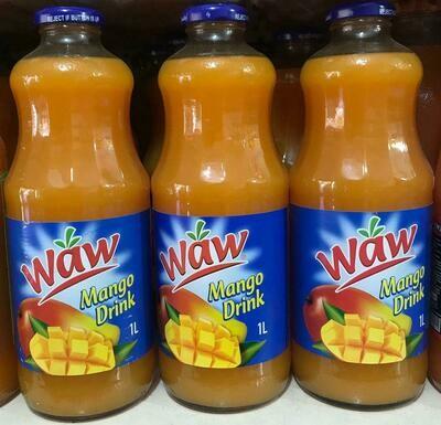 ዋው ማንጎ ጁስ waw mango Juice