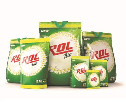ሮል የዱቄት ሳሙና Rol Bio Detergent Powder