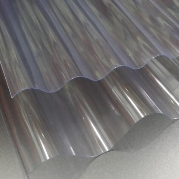 ብርሃን የሚያስገባ ቆርቆሮ Transparent Corrugated Roofing Sheets