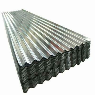 ጥላ ቆርቆሮ (Tila CORRUGATED STEEL ROOFING SHEET)