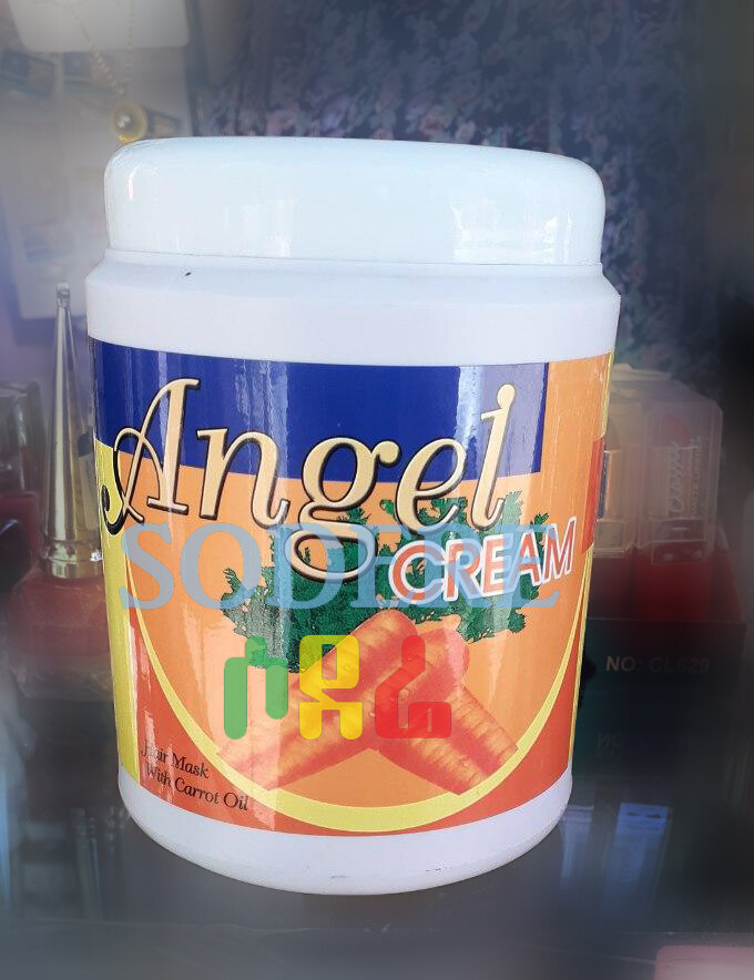 ኤንጅል ፀጉር ክሬም Angel Hair Cream