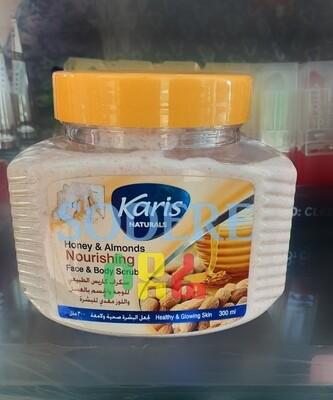 Karis Honey & Almonds