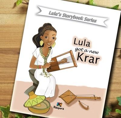 Lula got a new Krar - Lula's storybook series