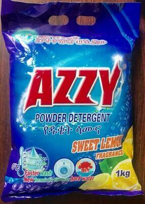 አዚ የዱቄት ሳሙና AZZY Powder Detergent