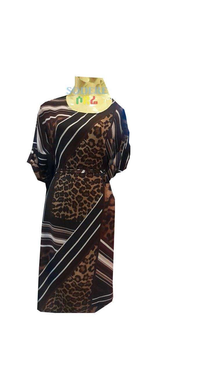 የሴቶች ቀሚስ Women dress