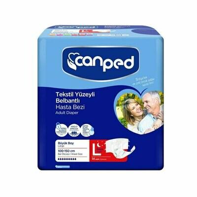 ካንፔድ የትልቅ ሰው ዳይፐር  Canped Diaper