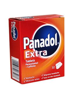 ፓናዶል Panadol Extra