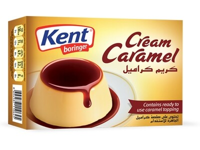 kent Cream Caramel
