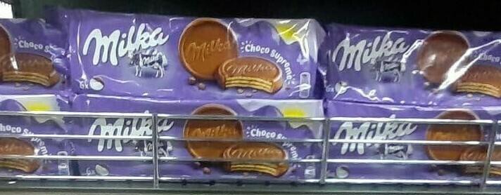 Milka Biscuit