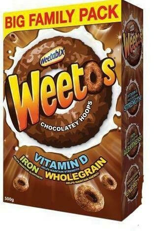 Weetos Big Family