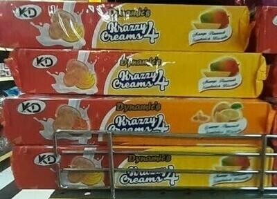 Dynamic's Krazzy Cream