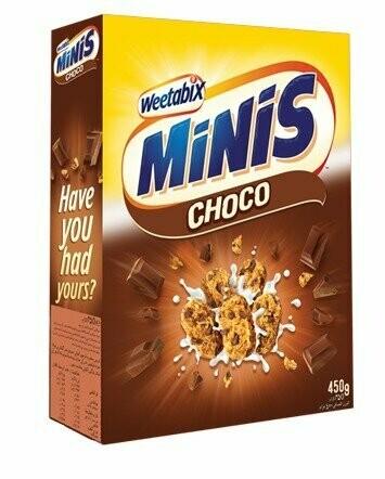 Minis Choco