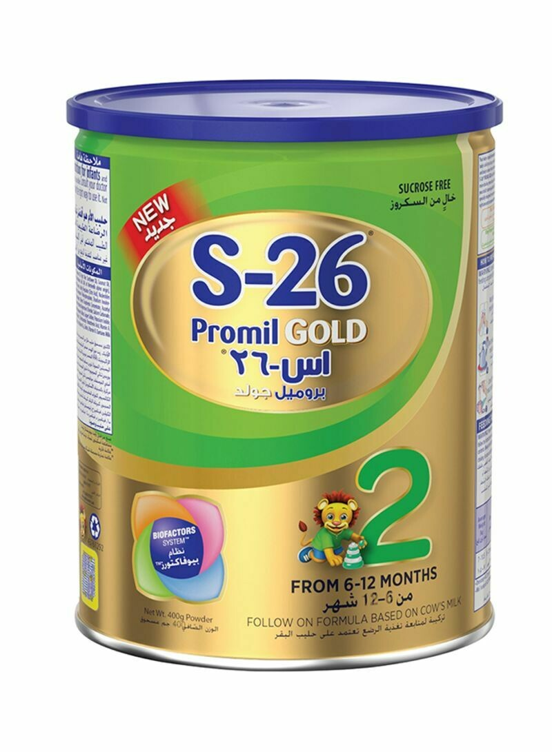 S-26 PROMIL GOLD 400 GM