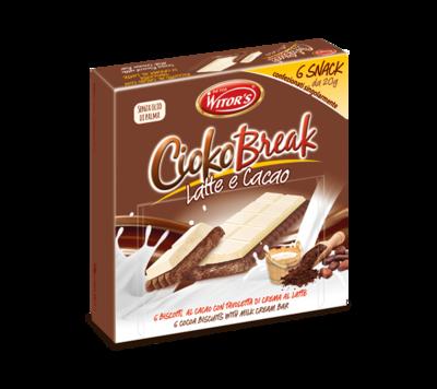 Witors Cloko Break Chocolate
