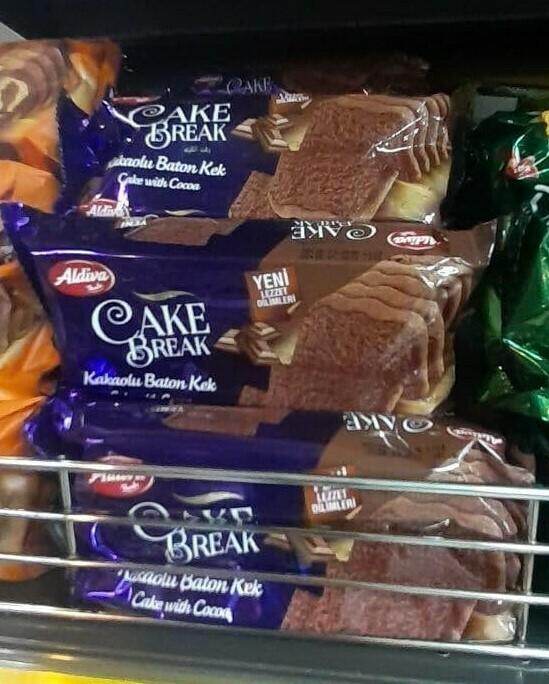 CAKE BREAK Pancake