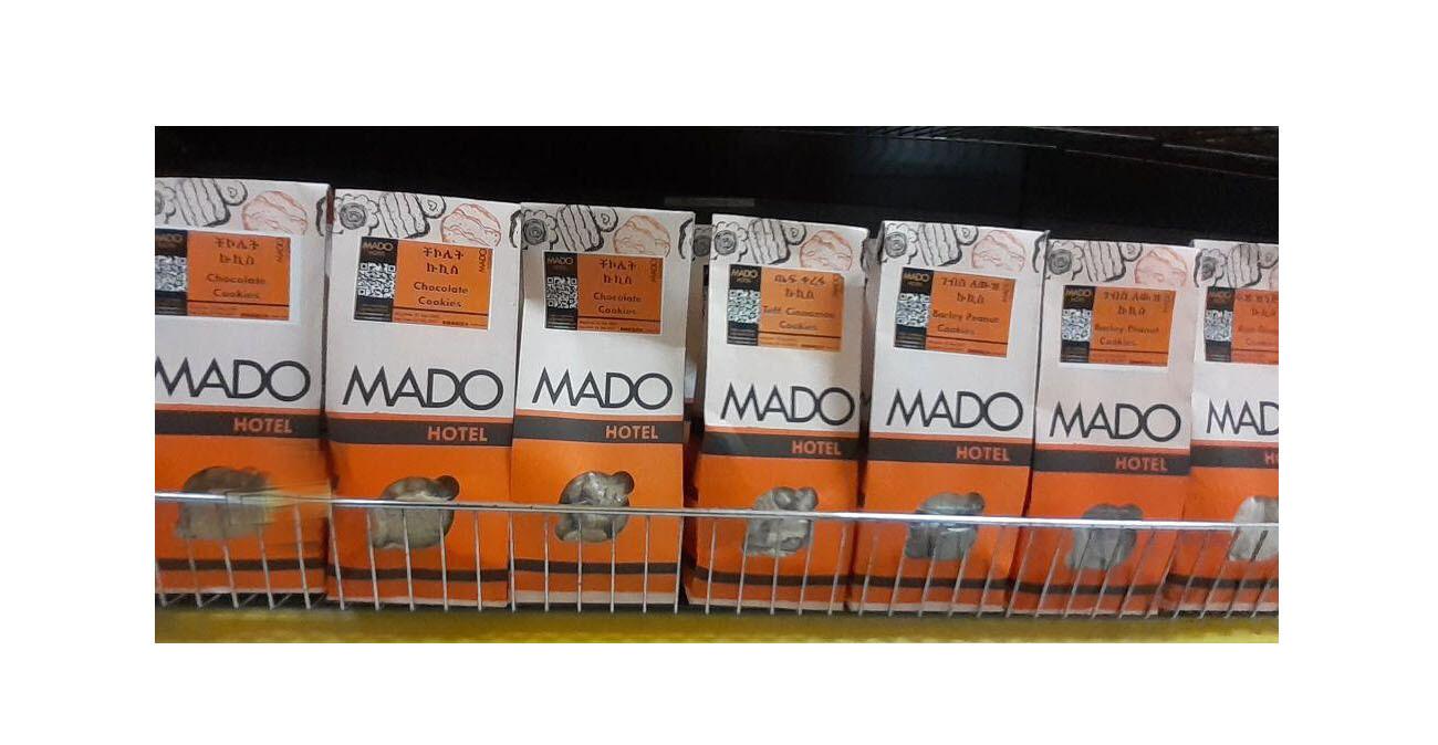 Mado Hotel Cookies