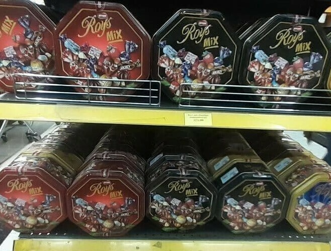 Roys Mix Mini Chocolate