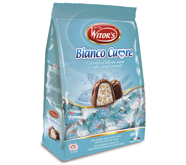 Bianco Cuore Witors Chocolate