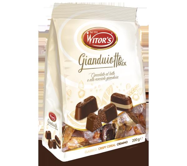 WITOR'S Gianduiotto Chocolate
