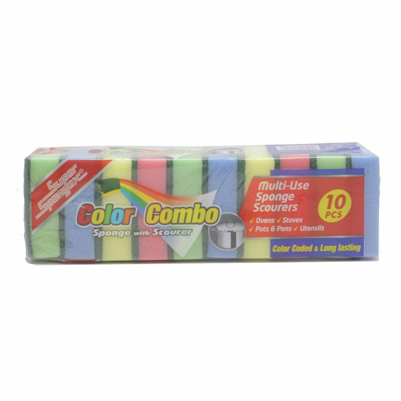 Super Sponge Color Combo