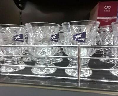 ብርጭቆ Glass Mug