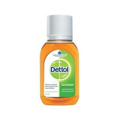 Dettol Anti Septie Disinfectant 125ml